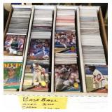 Over 3000 baseball cards