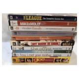 10x DVDs seasons