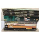 6x seasons DVDs