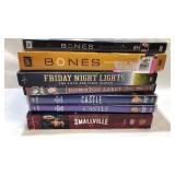7x seasons DVDs