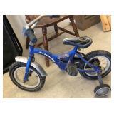 Small Schwinn Hot Rod bicycle- flat tires