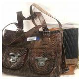 2x large purses