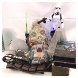 Awesome Starwars bundle incl. Death Star puzzle