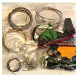 Jewelry and hair band bundle