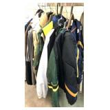 Various size cost and vest lot