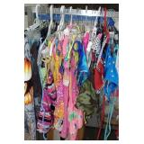Kids Various size swimsuit and swimming trunks