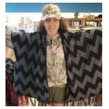 2- size 2xl  shaw wrap