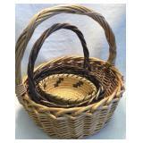 *3x baskets