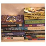Adult sci-fi and series books