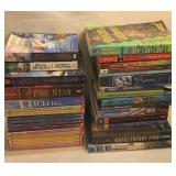 Young adult-adult books