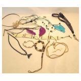 Beautiful bundle of jewelry
