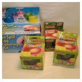 Egg coloring kits