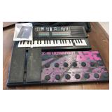 Keyboard and effects control system untested