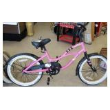 20x1.95 Hello Kitty bike