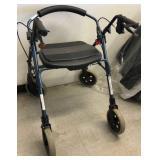 Nice Nova walker seat-works
