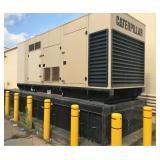 Caterpillar 600 KW Diesel Generator