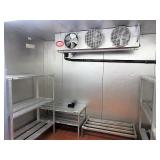 Walk-In Coolers and Freezer