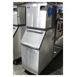 Manitowoc Self-Contained Ice Machines w/ Bins