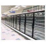 Hussmann RL Freezer Door Cases