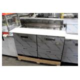 NEW RANDELL SANDWICH / PIZZA PREP TABLES