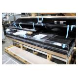 NEW HUSSMANN Q3-SSM MULTIDECK LOW PROFILE UTILITY CASE