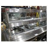 "NEW HATCO 51"" 2-TIER FOOD WARMER GRSDS-52D"