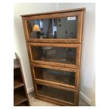 Lawyer/Barrister Bookcase