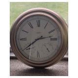 Vintage Large Clock/Barometer