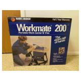 Black and Decker Work Center and Vise
