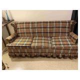 Retro Sleeper Couch