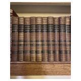 Antique Book Set/Popular Educator Library Set of