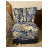 Boho Floral Chair/Small