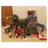 Vintage Christmas Lot-Large