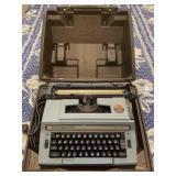 Retro Smith Corona Typewriter