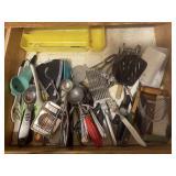 Assorted Vintage Kitchen Utensils