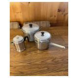 Vintage Aluminum Cookware