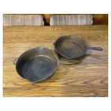 Vintage Cast Iron Griswold Skillets