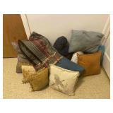 Assorted Pillow Lot
