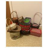 Assorted Basket Lot