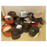 Vintage Misc. Hat Lot