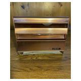 Vintage Copper Kitchen Paper Dispenser