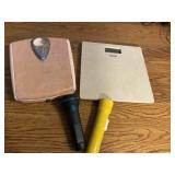 Vintage and New Bathroom Scales