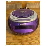 Memorex CD/Clock Radio