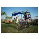 IRONKIDS Inspiration 100 Metal Swing Set (#22)