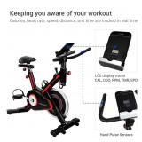 Fitleader Stationary Exercise Bike (#116)