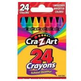 Cra-Z-Art 24 Count (6pk)Crayons (#59)