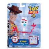 Toy Story 4 Pull & Go Forky (#48)