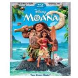 Moana (Blu-ray + DVD + Digital HD) (#75)
