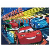 Disney Cars Light Up Canvas Wall Art (#47)