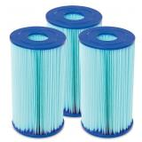 Flowclear Anti-Microbial Filter 3 PACK (#89)